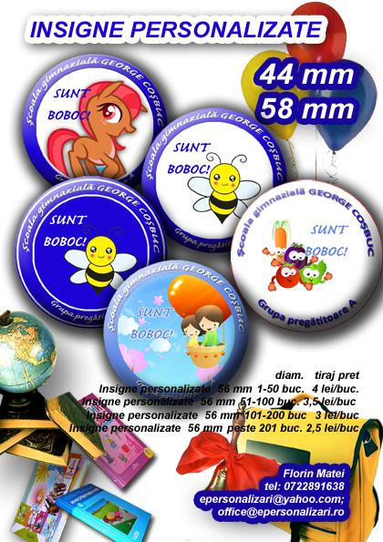 insigne personalizate web