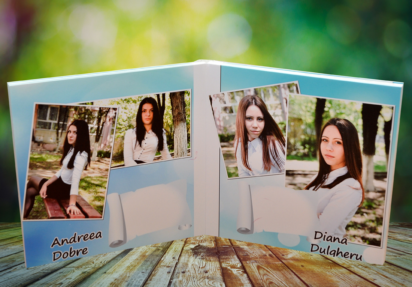 Albume absolvire